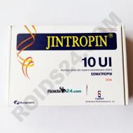 Jintropin 200IU kit