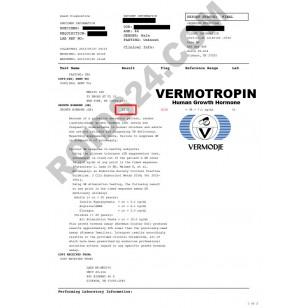Vermotropin HGH 100iu kit [Vermodje]