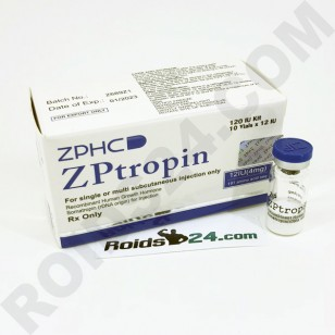 ZPtropin HGH 120iu kit [USA Domestic]