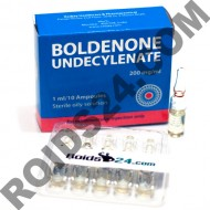 Boldenone Undecylenate 200 mg/ml 1 ml 10 ampoules