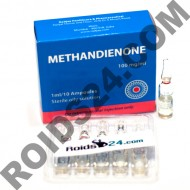 Methandienone 100 mg/ml 1 ml 10 ampoules