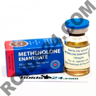 Methenolone Enanthate (Primobolan) 100 mg/ml 10 ml Vial