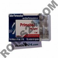 Primobol 100 mg/ml 1 ml 5 ampoules - Buy Methenolone