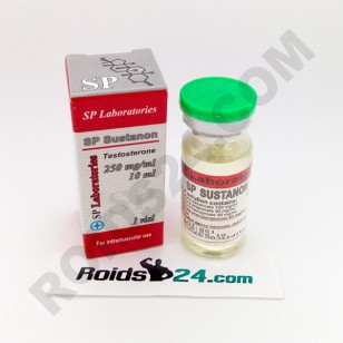SP Sustanon 250 mg/ml 10 ml Vial
