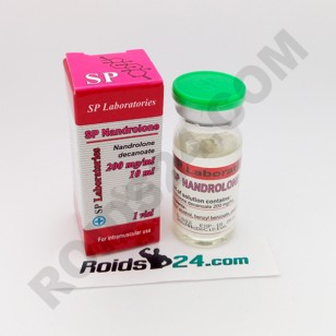 SP Nandrolone 200 mg/ml 10 ml Vial
