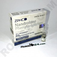 Nandrolone Phenylpropionate ZPHC 100 mg/ml 10 amps