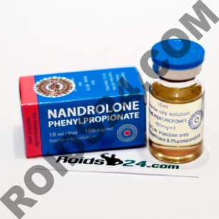 Nandrolone Phenylpropionate 100 mg/ml 10 ml Vial