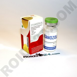 Stanozolol CP 10ml vial 50mg/ml - [USA Domestic]