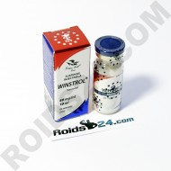 Winstrol 50 mg/ml 10 ml Vial - EPF