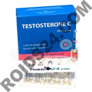 Testosterone C (Cypionate) 200 mg/ml 1 ml 10 ampoules