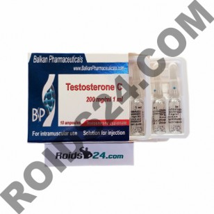 Testosterona C 200 mg/ml 1 ml 10 ampoules - Buy Testosterone Cypionate