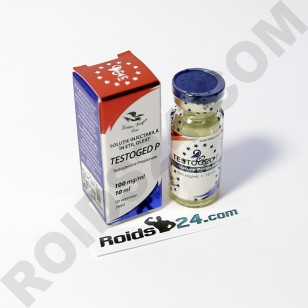 Testoged-P 100 mg/ml 10 ml Vial - EPF