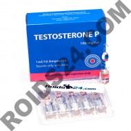 Testosterone P 100 mg/ml 1 ml 10 ampoules