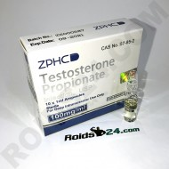 Testosterone Propionate ZPHC 100 mg/ml 1 ml 10 amps