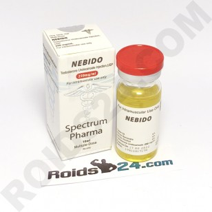 Nebido 250 mg/ml 10 ml Vial [Spectrum Pharma]