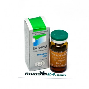 Trenaver 100 mg/ml 10 ml Vial - Buy Trenbolone Acetate