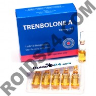 Trenbolone A (Acetate) 100 mg/ml 1 ml 10 ampoules