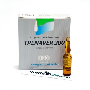 Trenaver 200 1 ml 5 ampoules - Buy Trenbolone Enanthate