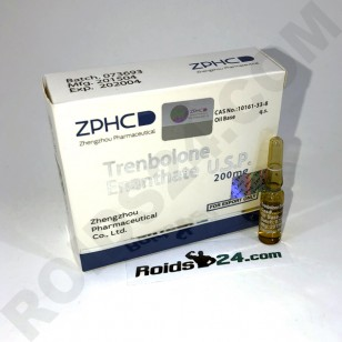 Trenbolone Enanthate ZPHC 200 mg/ml 10 amps - [USA Domestic]