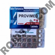 Provimed 50 mg 60 tabs - Buy Mesterolone