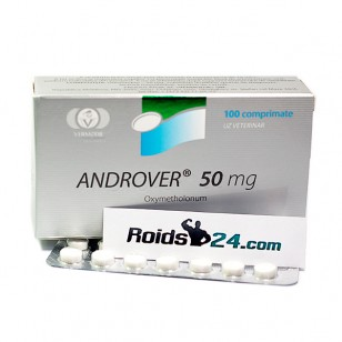 Androver 50 mg 100 tabs - Buy Anadrol