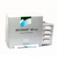 Restaver 40 mg 100 caps - Buy Testosterone Undecanoate