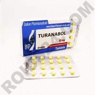 Turanabol 10 mg 60 tabs
