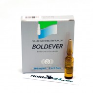 Boldever 200 mg/ml 1 ml 5 ampoules - Buy Boldenone