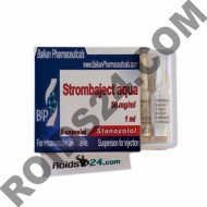 Strombaject Aqua 50 mg/ml 1 ml 5 ampoules - Buy Stanozolol