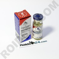 Testoged-E 250 mg/ml 10 ml Vial - EPF