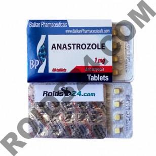Anastrozol 1 mg 60 tabs - Buy Anastrozolole