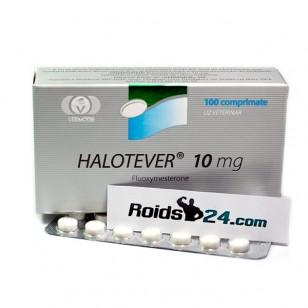 Halotever 10 mg 25 tabs - Buy Fluoxymesterone
