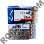 Esculap 20 mg 20 tabs - Buy Tadalafil