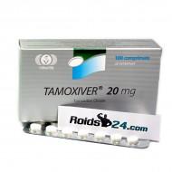 Tamoxiver 20 mg 100 tabs – Buy Tamoxifen