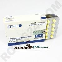 Turinabol ZPHC 10 mg 100 tabs